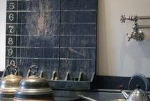 Kitchen Design / Collection of kitchen designs to help clients visualize / by Jamie Cuthbertson