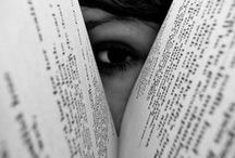 DEAR READERS / Humans reading, focused-pocused, sponging in quiet.