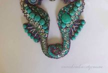 Kweena Kreations / Bead work by Catriona Starpins / by Catriona Starpins