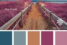 Creative Color Combos / Current and trending color combos for all your art, crafts, cardmaking, home decor and more!