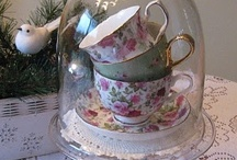 Tea Cup Crafts / by Sharon Pratt