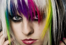 BEAUTY: Creative & Colorful Looks / Part of the style & beauty series featuring gorgeous photography pinned by the author of www.homeinhighheels.com & www.allthingsbeautifulxo.com