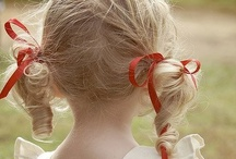 KIDS: Children's / Kids Hair & Style / Part of the style & beauty series featuring gorgeous photography pinned by the author of www.homeinhighheels.com & www.allthingsbeautifulxo.com