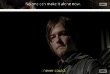 Quotable Walking Dead / Even during the zombie apocalypse people can say some amazing things