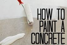 Home improvement and cleaning / Lots of painting tips, cleaning tips etc to help improve your home