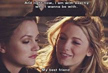 Quotable Gossip Girl / The lies... the manipulation... the schemes... the words of Gossip Girl.