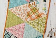 Quilt - Table toppers
