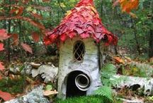 Fairy, Gnome & Friends Dwellings
