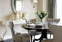 Dinning decor
