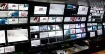 Progetti / Furniture for Broadcast, Video Audio Production. Control Rooms Consoles
