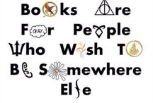 Quotes,fandoms and good books / Almost all things that I like in one thing