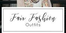 Fair Fashion – Outfits & Inspiration