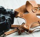 Dual Camera Strap / #ProSlinger #AndersandLee #dualcamerastrap #TruComfort
