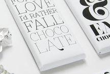 Packaging - Typographie