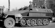 German military vehicles of WWII / Vehicles of the Wehrmacht