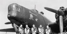 Wellington / Photos from the famous british bomber