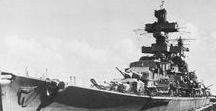 Admiral Hipper Class Heavy Cruisers / The Admiral Hipper, Blücher and Prinz Eugen in WWII