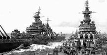 Iowa Class Battleships / BB-61 U.S.S Iowa BB-62 U.S.S New Jersey BB-63 U.S.S Missouri BB-64 U.S.S Wisconsin