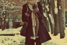 Beautiful outfits / Warm, unique, fashionable