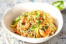 Dinners: pescetarian, delicious & quick