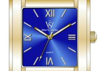 Square Watches for men - mens watches - Square  & Rectangular Watches / The trend is to be square!  Today, the demand for rectangular men's watches grow every day.