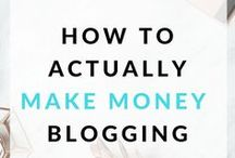 Blogging resources / Tips for new bloggers, how to start a blog, strategies for monetizing your blog, how to increase pageviews and blogging income, tips for writing content and more.