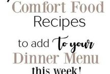 Lunch & Supper Solutions / Ideas for dinner recipes with minimal time and effort but loads of taste.