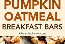 Breakfast ideas / All kinds of breakfast goodies.