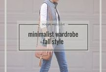 Style inspiration / Easy, comfortable and modest clothing styles and ideas for moms.  Classic + trendy.