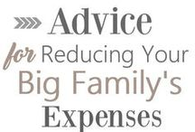 Frugal Living / Spending Less, DIY household products to save money, living within your means.