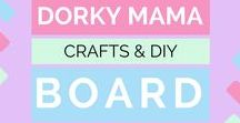 Crafts and DIY / All of my favorite pins for crafting. You can find a variety of craft and DIY topics including clay, sewing, crochet, knitting, painting, and more. Various tutorials, tools, products, and awesome stuff for crafters.