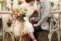citrus wedding inspiration || sage & thistle events