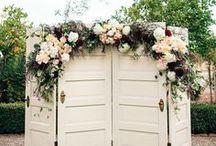 wedding backdrops & arches