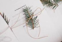 wedding announcements & paper suites