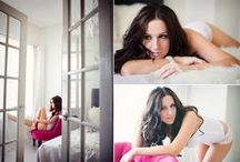 Boudoir & Pin-up Ideas / by Brittany Rice Photography