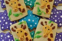 Confectionery Cookies / Decorated Sugar Cookies & Sugar Cookie Ideas / by Stacie Suedkamp ~ Fig Tales