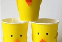 Easter Ideas / by Heidi Jameson