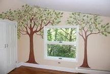Kids room ideas / by Heidi Jameson