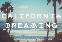 C a l i f o r n i a .  D r e a m i n g / I love California, especially Orange County! / by Debi Spillan