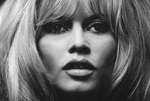 B r i g i t t e . B a r d o t / Brigitte Anne-Marie Bardot   Born: 28-Sep-1934   Birthplace: Paris, France  / by Debi Spillan