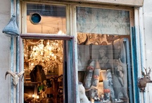 Dreamy Shops & Eateries / by Tammy Simpson