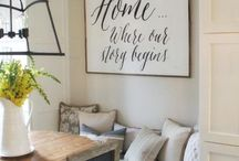 For the Home / All things to make a house a home.