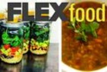 FLEX Food  / Nutrition and healthy recipes