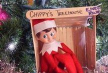 Elf on the Shelf / by Rhonda Criss