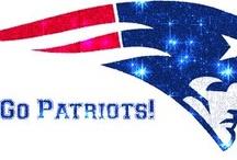 New England Patriots  / New England Patriots...wicked awesome...nuff said ❤️