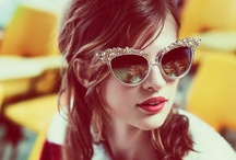 Accessories - Glasses / by Ivy Eden