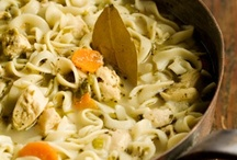 Food - Soups & Strews / by Ivy Eden