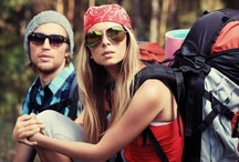 """Backpacker Board / Because there's """"traveling"""" and then there's traveling. / by Ashley Marie Taylor"""