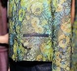 Prints, Texture, and Fabric Mixing