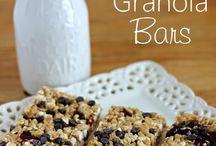 Food - Breakfast Bars, Cookies / by Kimberly Howard